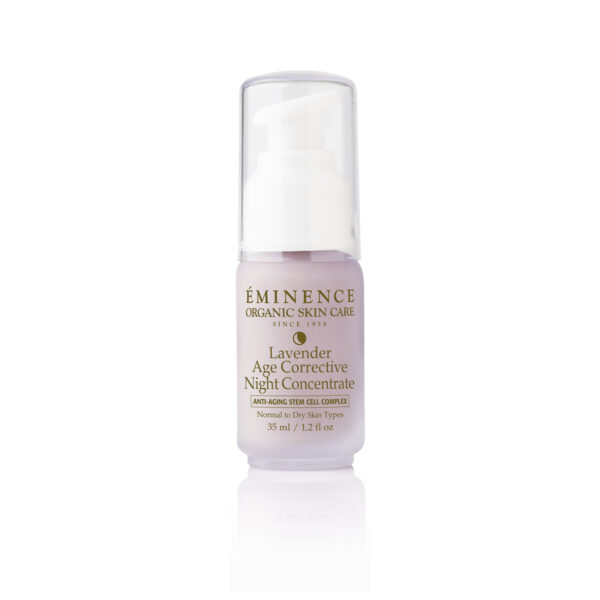 Lavender Age Corrective Night Concentrate 35ml
